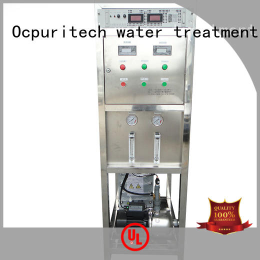 Ocpuritech commercial electrodeionization factory price for agriculture