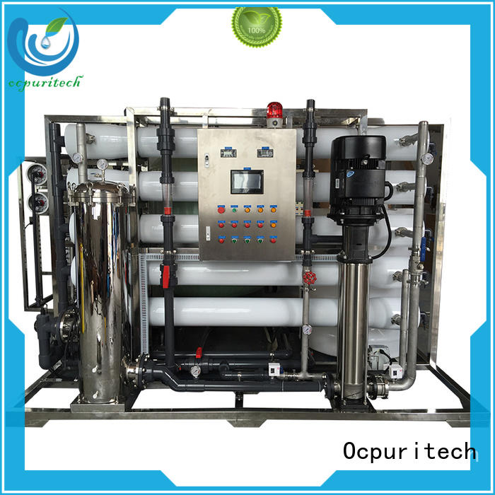 hotel Desalination 96%-99% ro water filter Ocpuritech manufacture