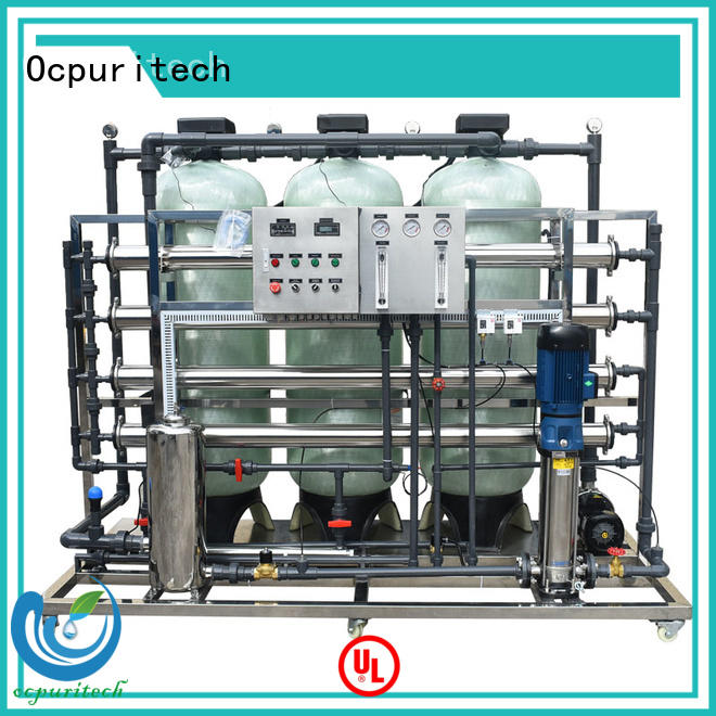 Ocpuritech water systems company factory price for agriculture