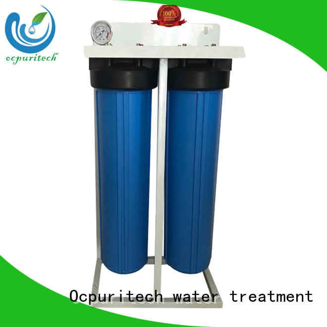 pretreatment separation 20 inch water filtration system Ocpuritech Brand company