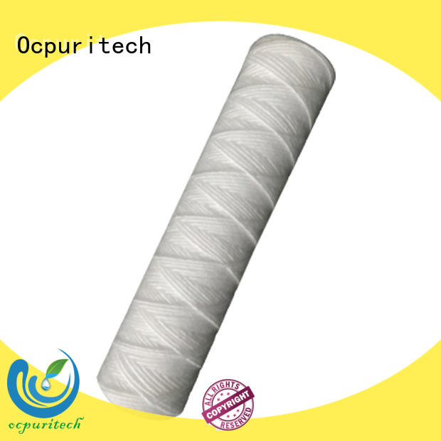 activated carbon filter cartridges blown with good price for business