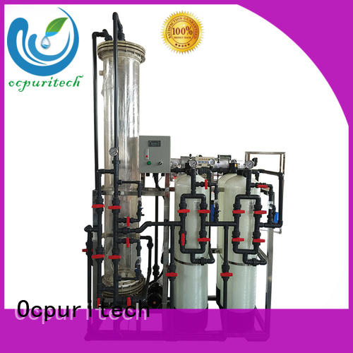 Ocpuritech deionized water system with good price for medicine