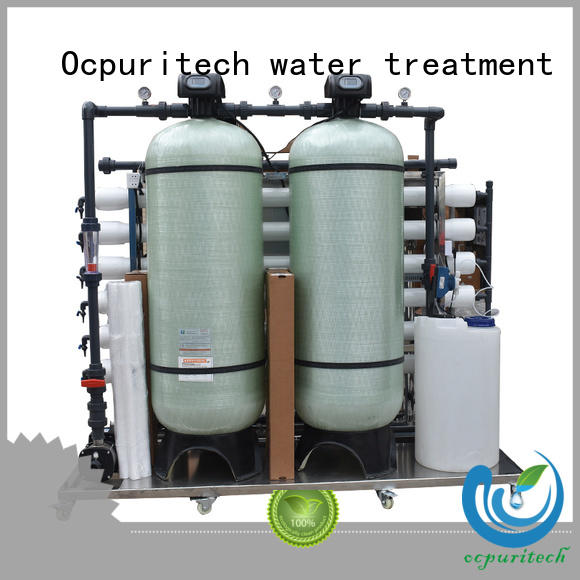 60000 reverse osmosis plant 5000lph business Ocpuritech