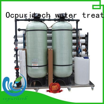 3000LPH 18000 GPD  industrial Reverse Osmosis RO membrane water purification methods