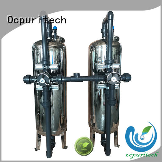 Ocpuritech approved pressure filter with good price for medicine