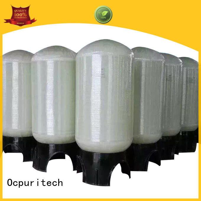 Ocpuritech treatment frp underground water storage tanks factory for chemical industry