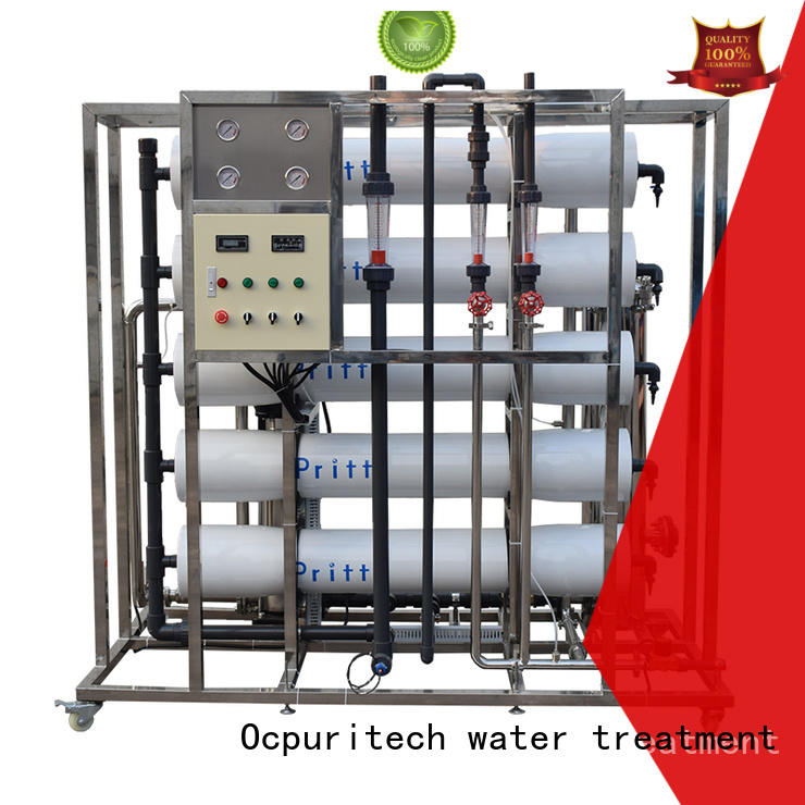 Ocpuritech ro system manufacturer wholesale for agriculture