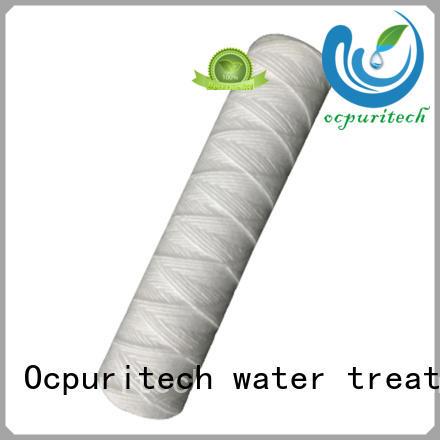 Ocpuritech Brand activated water micron custom water cartridge