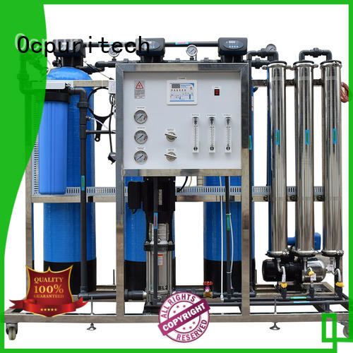 Ocpuritech ro reverse osmosis water filter factory price for agriculture