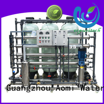 Ocpuritech Brand treatment filter ro machine drinking factory