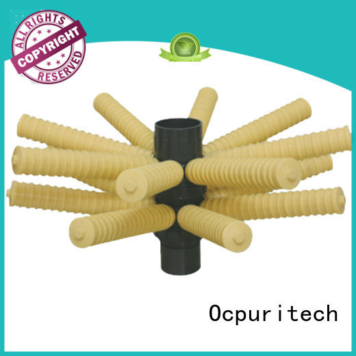 Ocpuritech Brand durable Pressure tank application ABS/PP Material water treatment parts