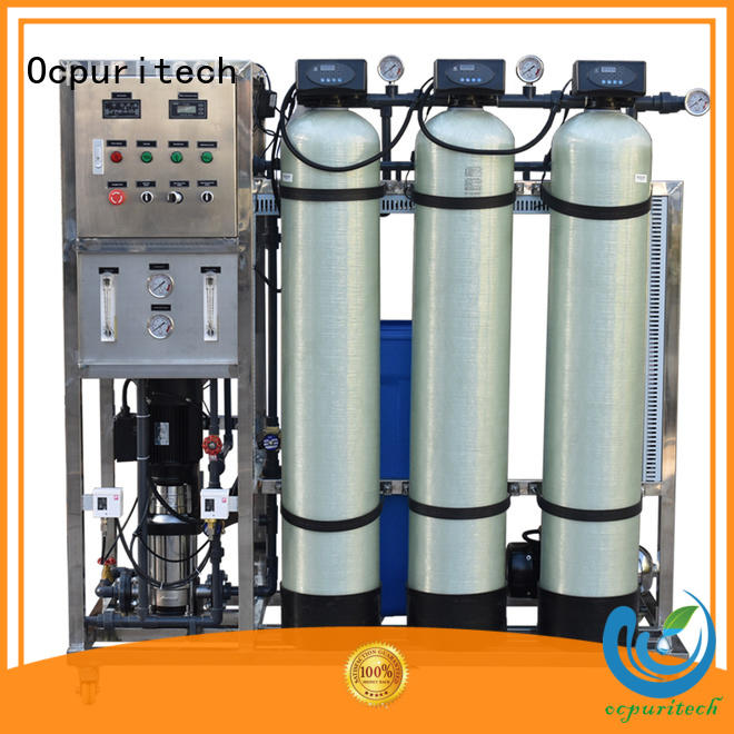 reliable well water filtration system supplier for seawater