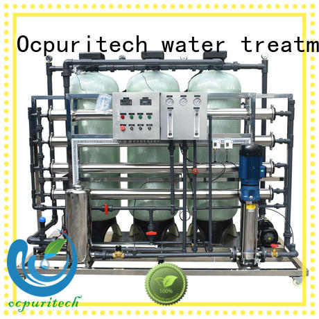 Ocpuritech gpd ro water plant factory price for agriculture