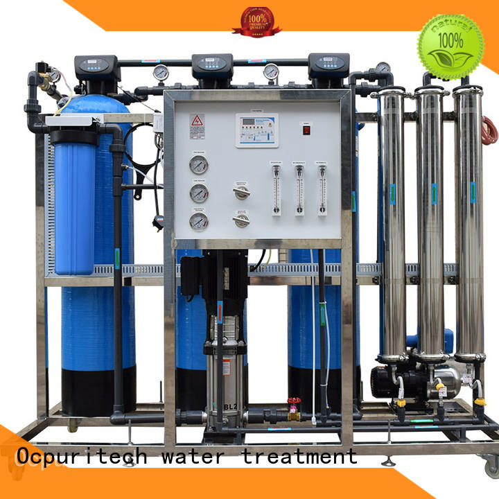 Ocpuritech Brand food company ro water filter CNP pump supplier