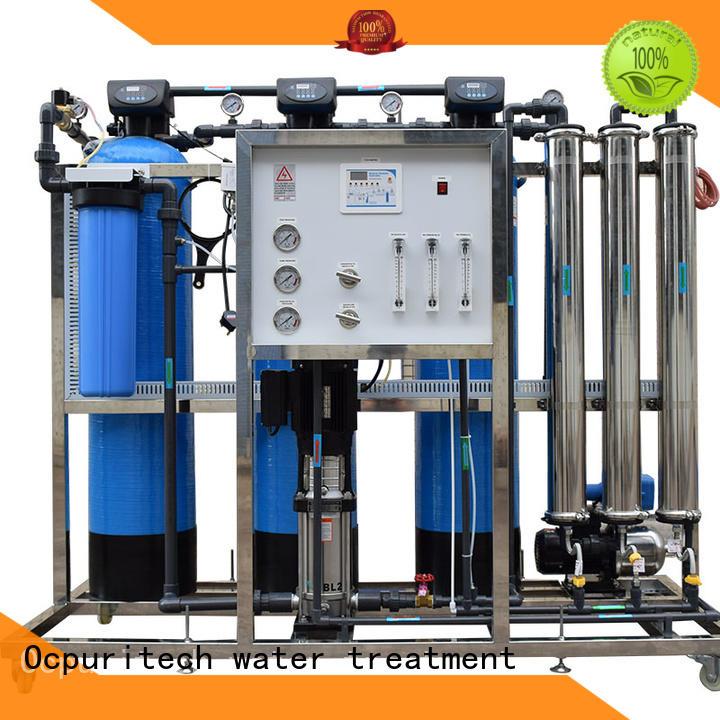 Ocpuritech Brand food company ro water filter CNP pump supplier