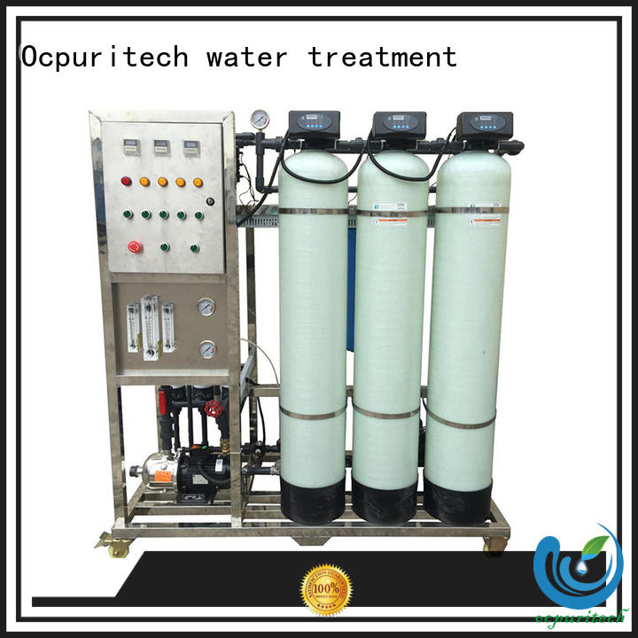 Ocpuritech uf filtration treatmentpurification for houses
