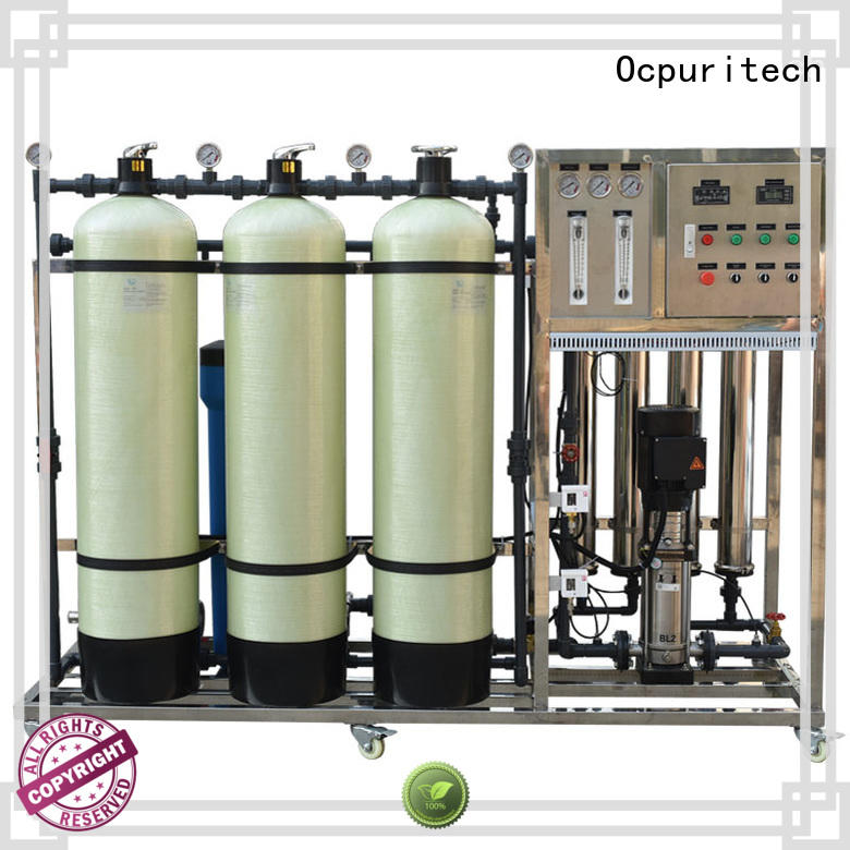 Hot ro water filter drinking Ocpuritech Brand