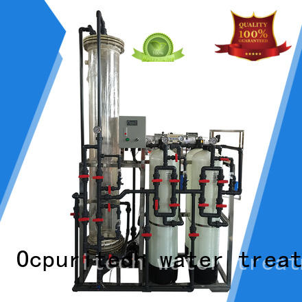 Hot deionized water system durable Ocpuritech Brand