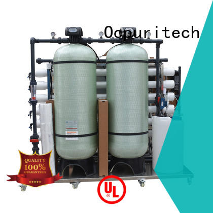 Ocpuritech stainless reverse osmosis system supplier factory price for agriculture