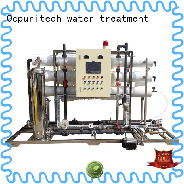 Ocpuritech mineral reverse osmosis water system supplier