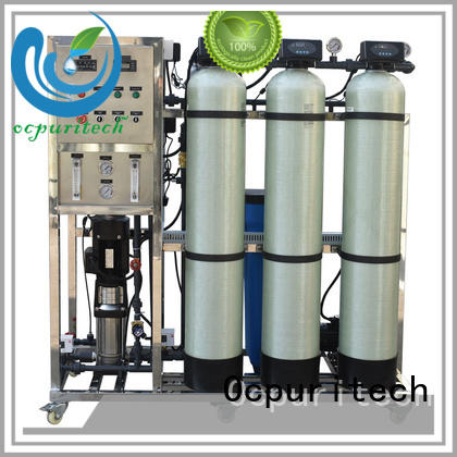 Ocpuritech reverse osmosis water filter purifier Four Star Hotel