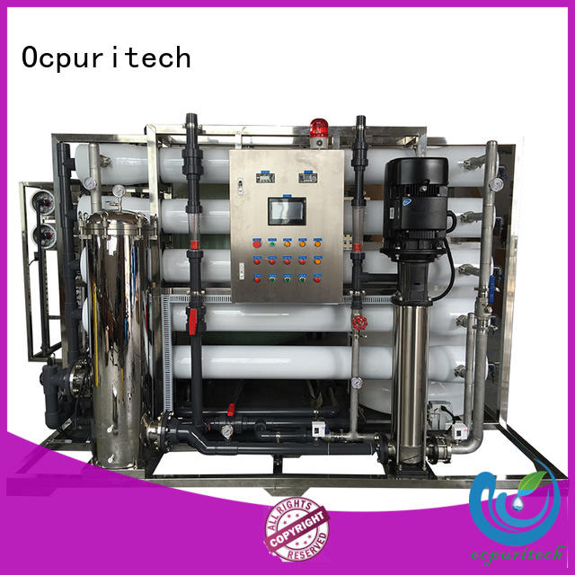 durable industrial ro plant suppliers factory price for food industry