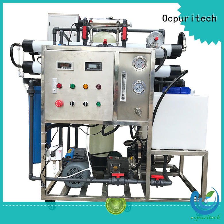 desalination machine High rejection rate membrane high and low pressure safety switches seawater desalination 32% Recovery company