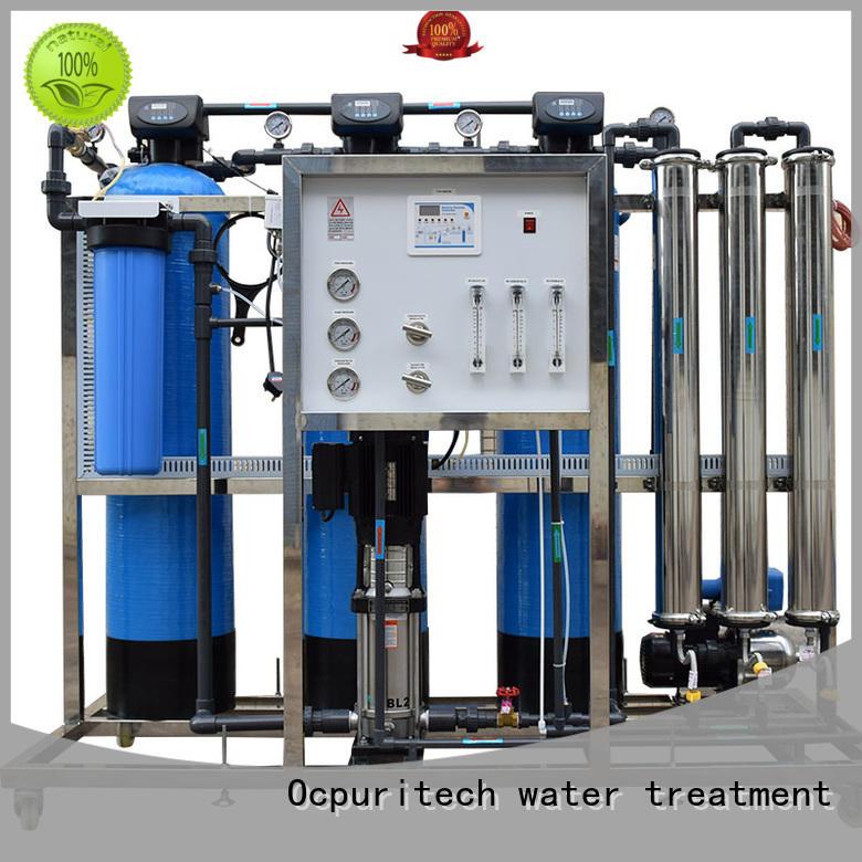 water mineral ro machine Ocpuritech Brand