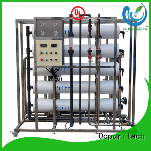 high-quality reverse osmosis system manufacturers 6000lph factory price for food industry