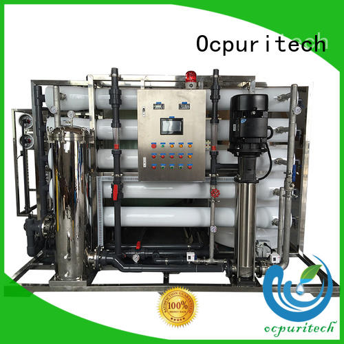 purifier 250 liter drinking popular ro water filter Ocpuritech Brand