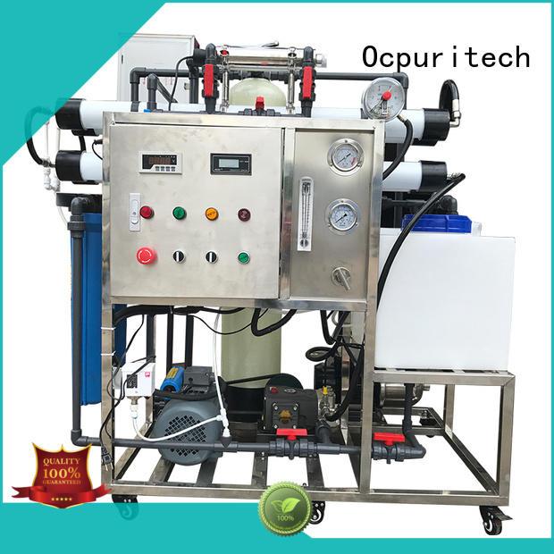 Ocpuritech water desalination reverse Fivestar Hotel