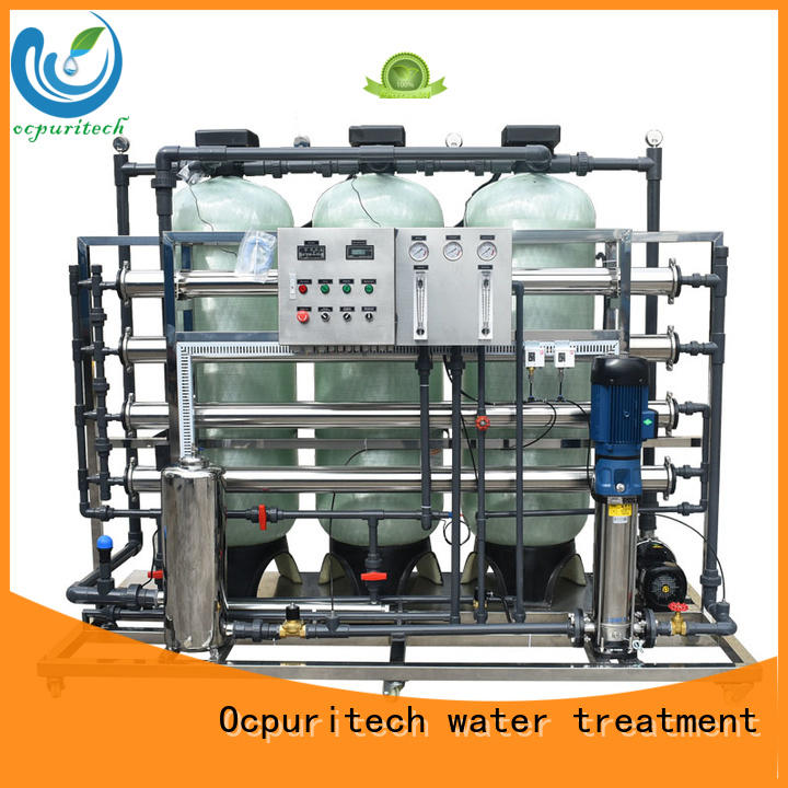 treatment filter purifier ro water filter Ocpuritech Brand