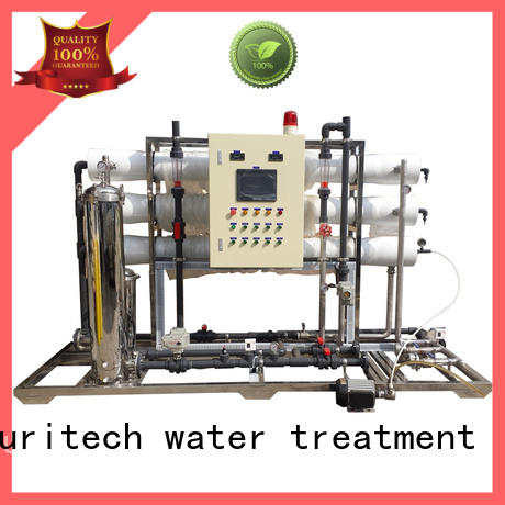 Ocpuritech reliable water filtration for food industry