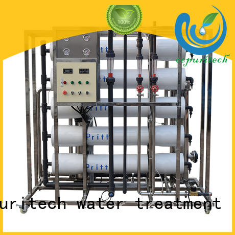Ocpuritech stable industrial ro system factory price for seawater