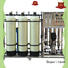 1000LPH 6000 GPD  industrial Reverse Osmosis RO membrane water filter treatment plant