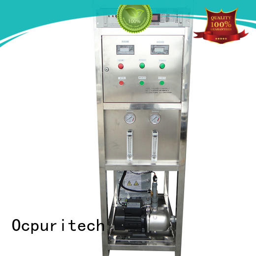 Ocpuritech quality electrodeionization wholesale for agriculture
