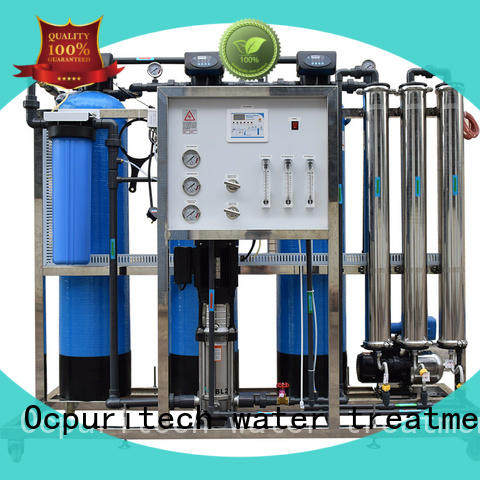 durable reverse osmosis drinking water system wholesale for seawater Ocpuritech
