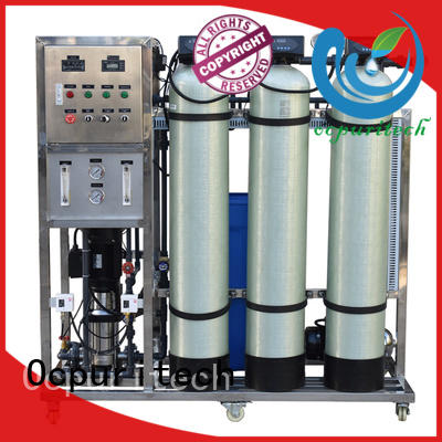 Ocpuritech ro plant industrial supplier for food industry