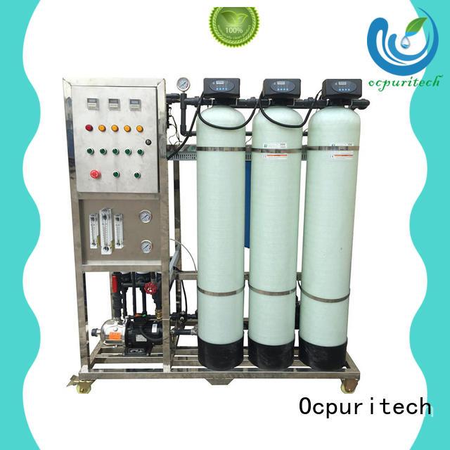Ocpuritech supplier for seawater