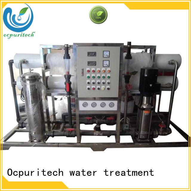 ro water filter Desalination 96%-99% hotel Water Purification Ocpuritech Brand company