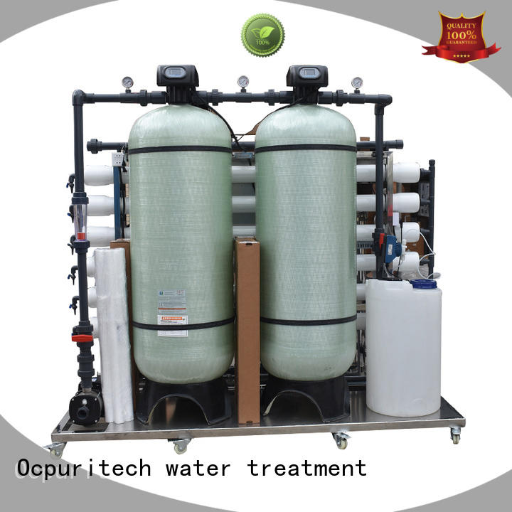 Ocpuritech stable industrial ro system personalized for agriculture
