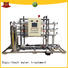 reverse osmosis drinking water system 4000lph Hotel Ocpuritech