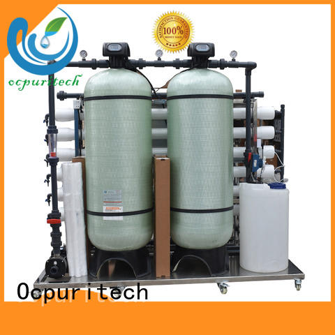 Ocpuritech industrial industrial reverse osmosis water system supplier for agriculture