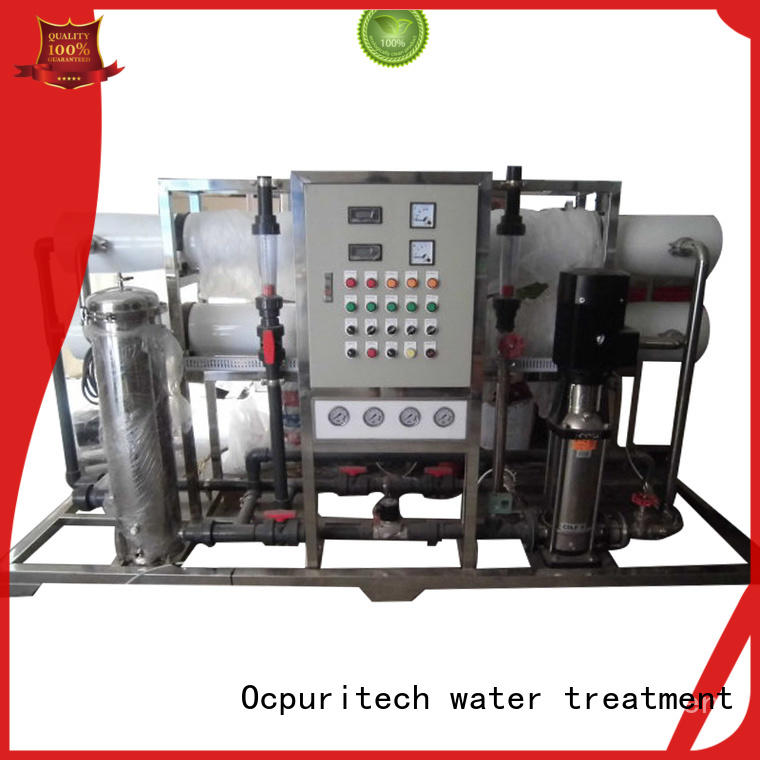 4000LPH 24000 GPD  industrial Reverse Osmosis RO membrane water filtration system