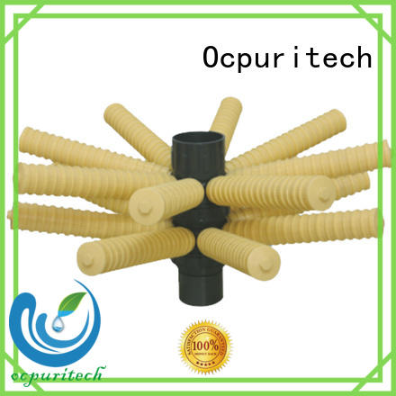 Hot water distributor various sizes available Ocpuritech Brand
