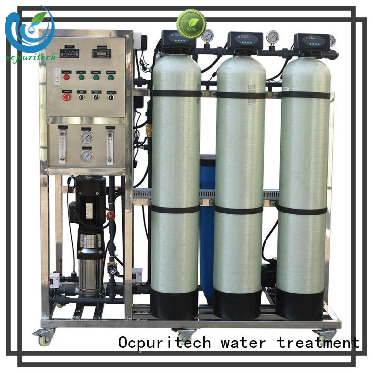 Quality Ocpuritech Brand CNP pump ro machine