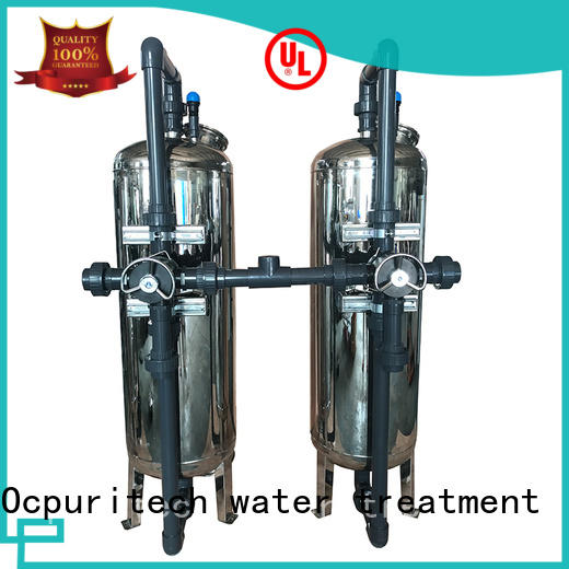 Ocpuritech water filtration plant suppliers factory for medicine