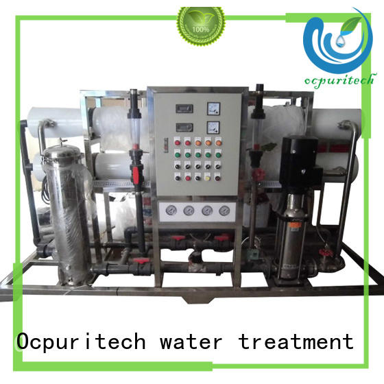 Ocpuritech Brand CNP pump food company ro water filter