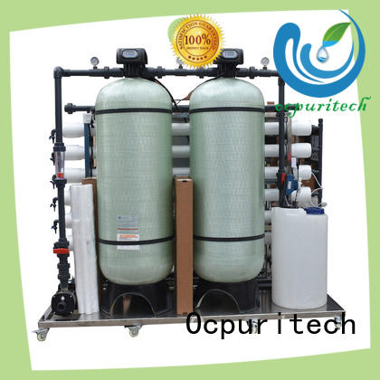 Ocpuritech ro water company supplier for seawater