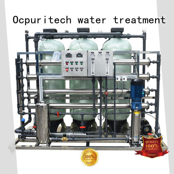Ocpuritech stable industrial reverse osmosis water system personalized for agriculture